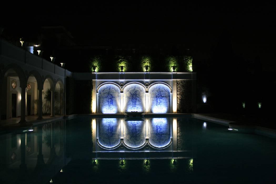 Quinta Patino Piscinas clássicas por Visual Stimuli Clássico