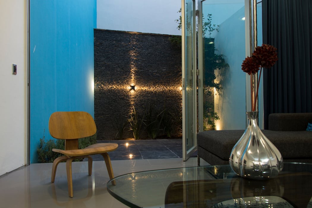 Terrazas de estilo  de INDICO, Moderno