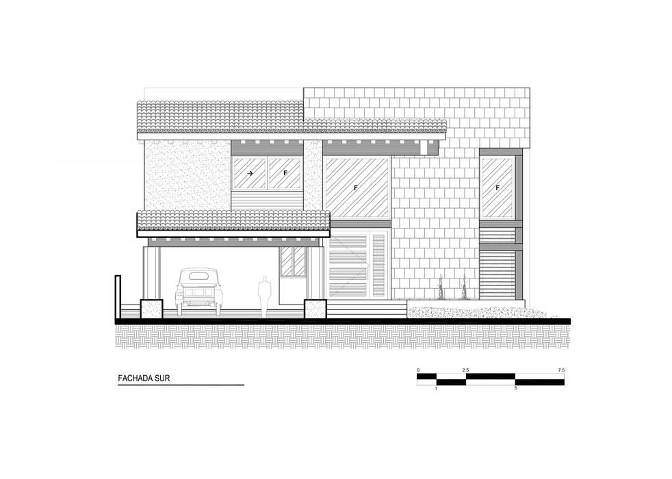 de estilo  de Imativa Arquitectos, Moderno