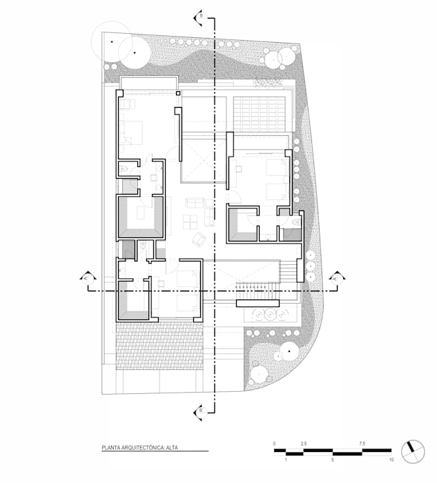 сучасний  by Imativa Arquitectos, Сучасний