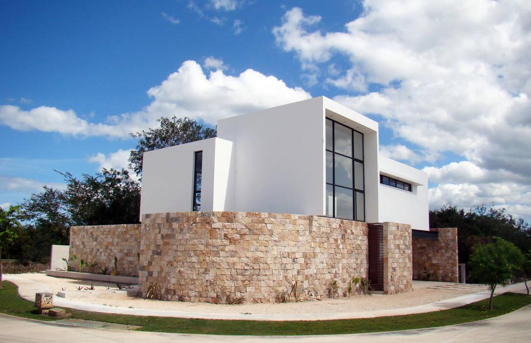 Casas de estilo moderno de STUDIO 360 Moderno