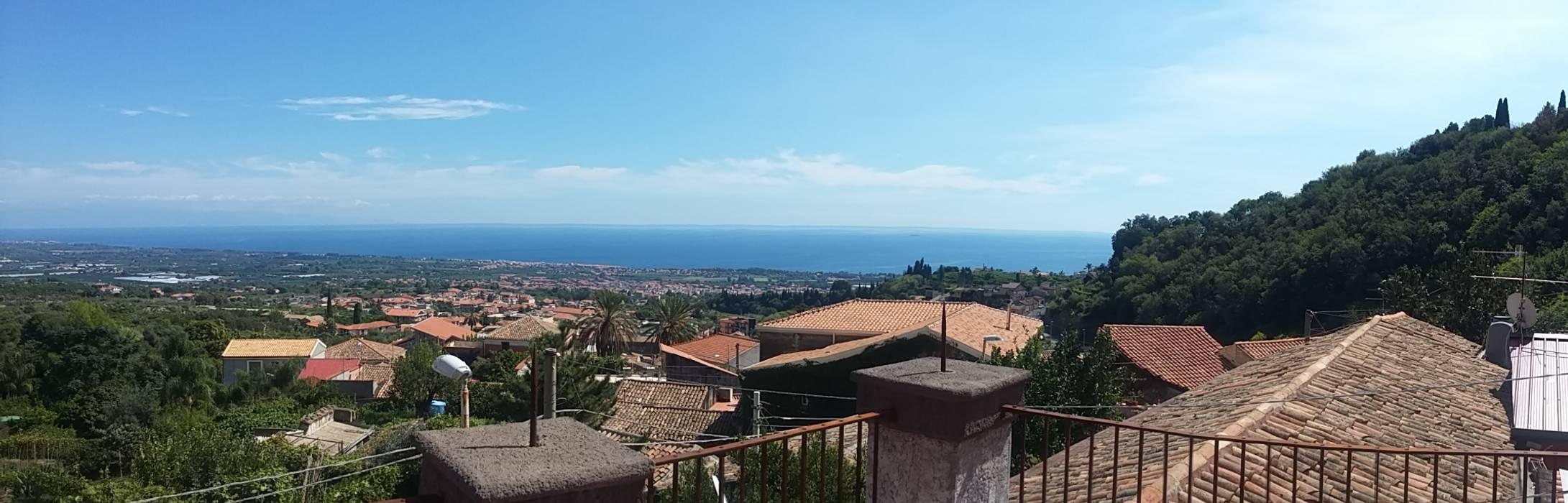 Panorama: Case in stile in stile Mediterraneo di Antonio Torrisi