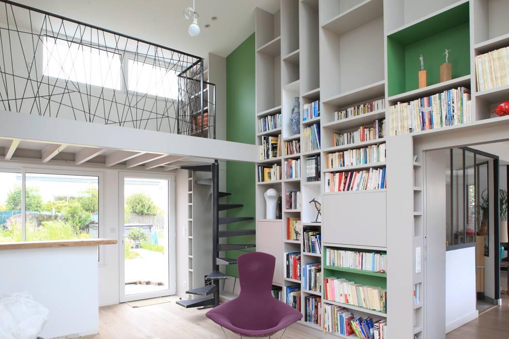 Salas de estilo  por Bertin Bichet