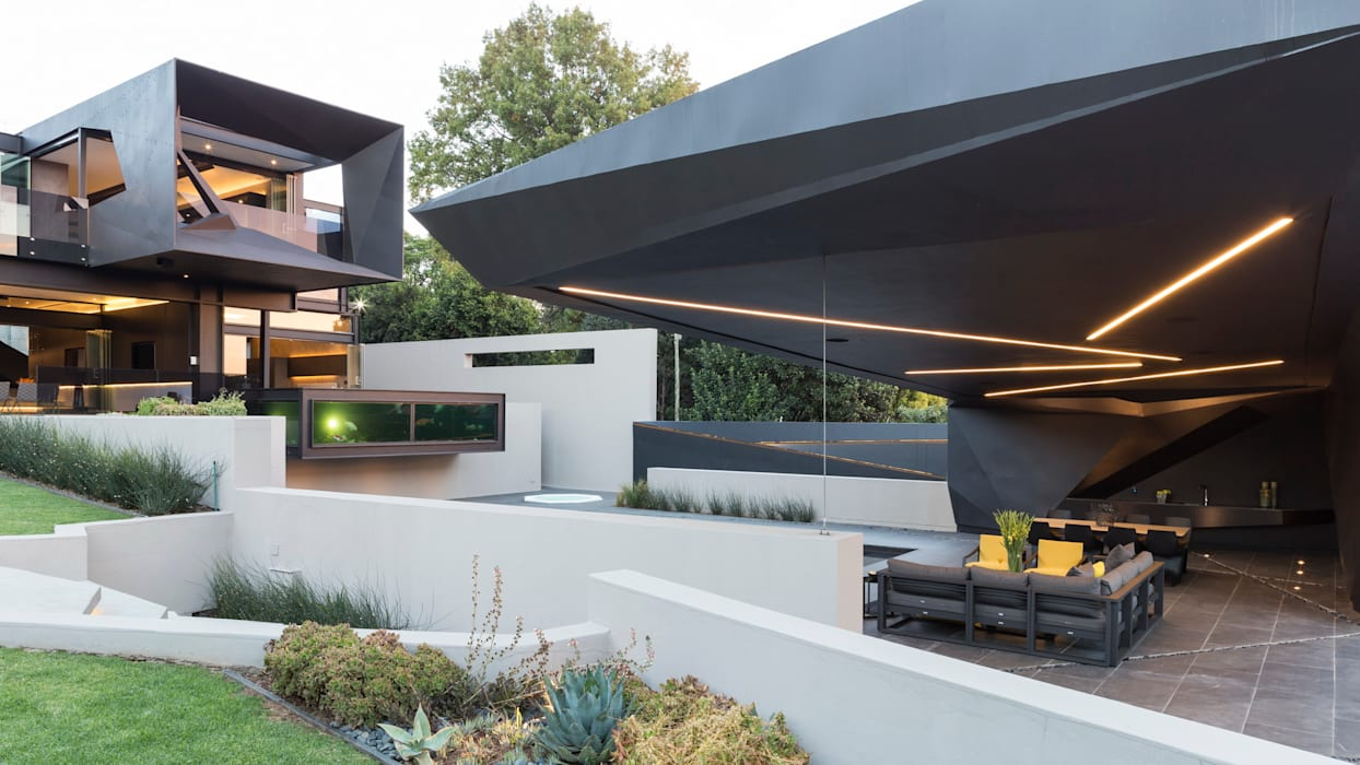 House in Kloof Road by Nico Van Der Meulen Architects Modern