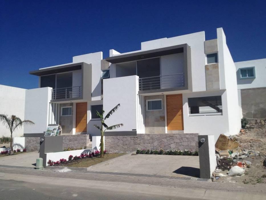 บ้านและที่อยู่อาศัย โดย SANTIAGO PARDO ARQUITECTO, โมเดิร์น