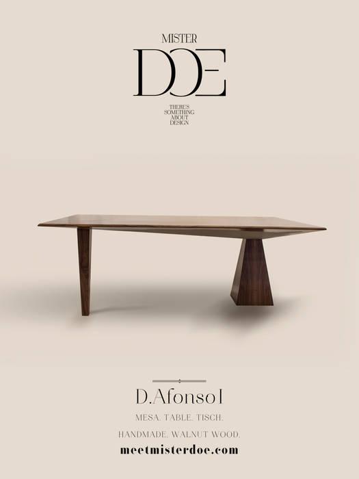 Mesa D. Afonso: Sala de jantar  por Mr. Doe