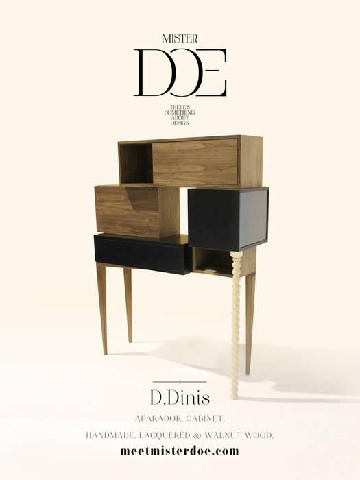 Bar D. Dinis: Sala de estar  por Mr. Doe