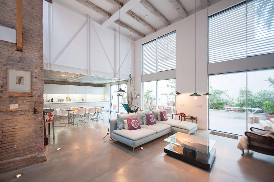 lluiscorbellajordi Modern living room
