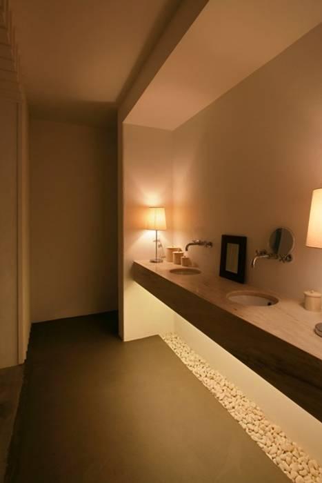 Moradia TM Casas de banho modernas por Visual Stimuli Moderno