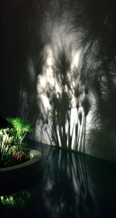 Moradia TM Jardins modernos por Visual Stimuli Moderno