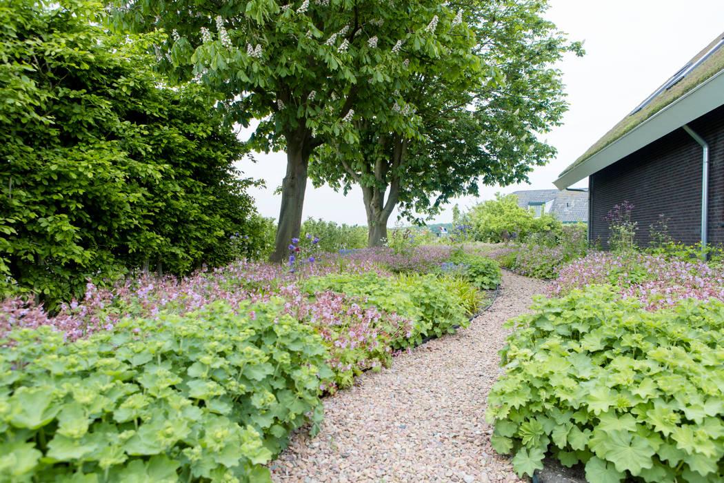 Jardin rural par Mocking Hoveniers Rural
