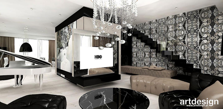 ARTDESIGN architektura wnętrz Living room