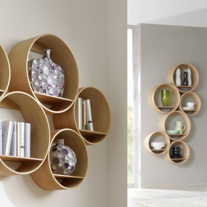Kißkalt Designs Dining roomWine racks Wood