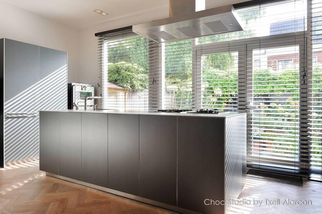 prettig koken:  Keuken door choc studio interieur