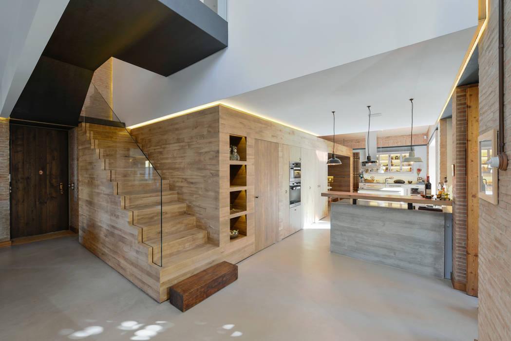 โดย Ricardo Moreno Arquitectos โมเดิร์น