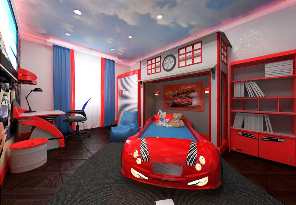 Dormitorios infantiles de estilo clásico de osavchenko Clásico