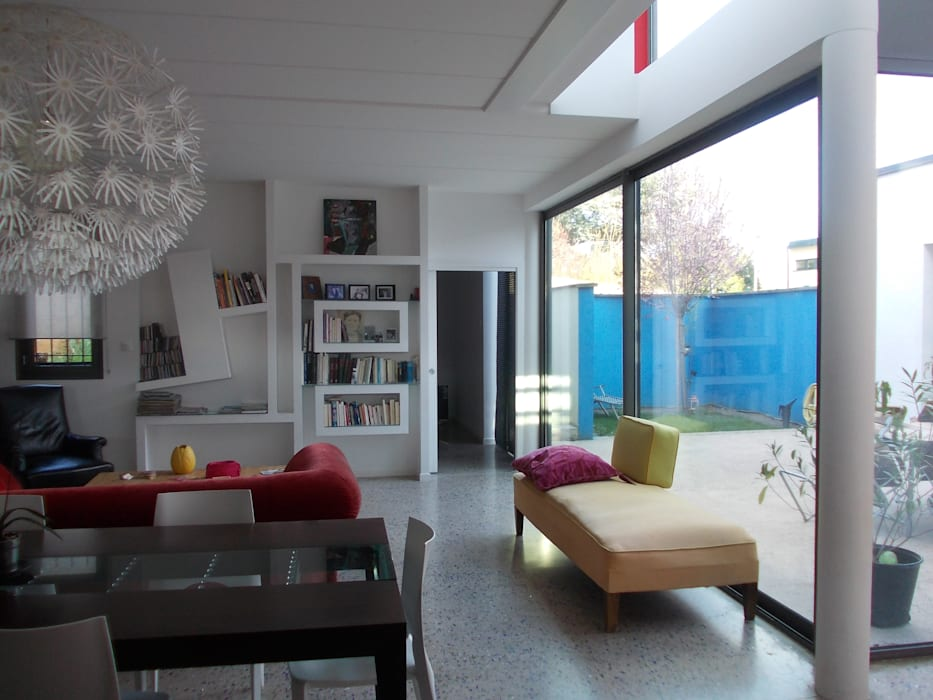 MHA ARCHITECTURE Moderne Häuser