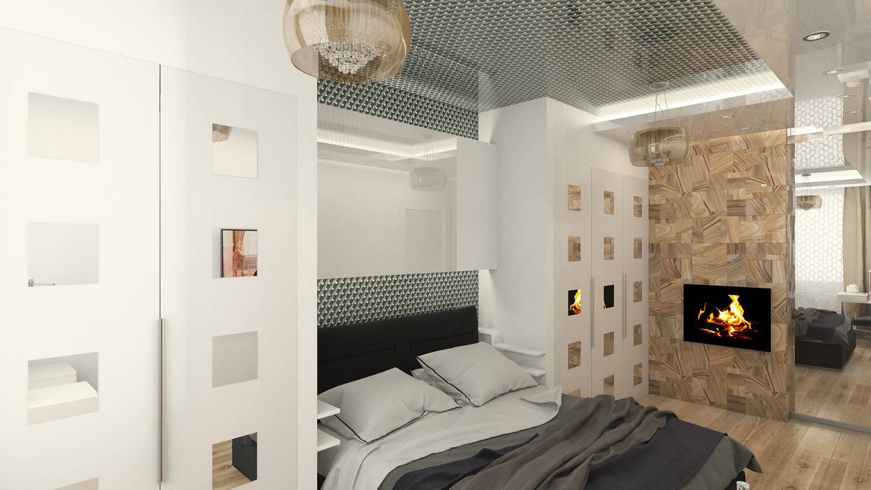 Dormitorios minimalistas de homify Minimalista