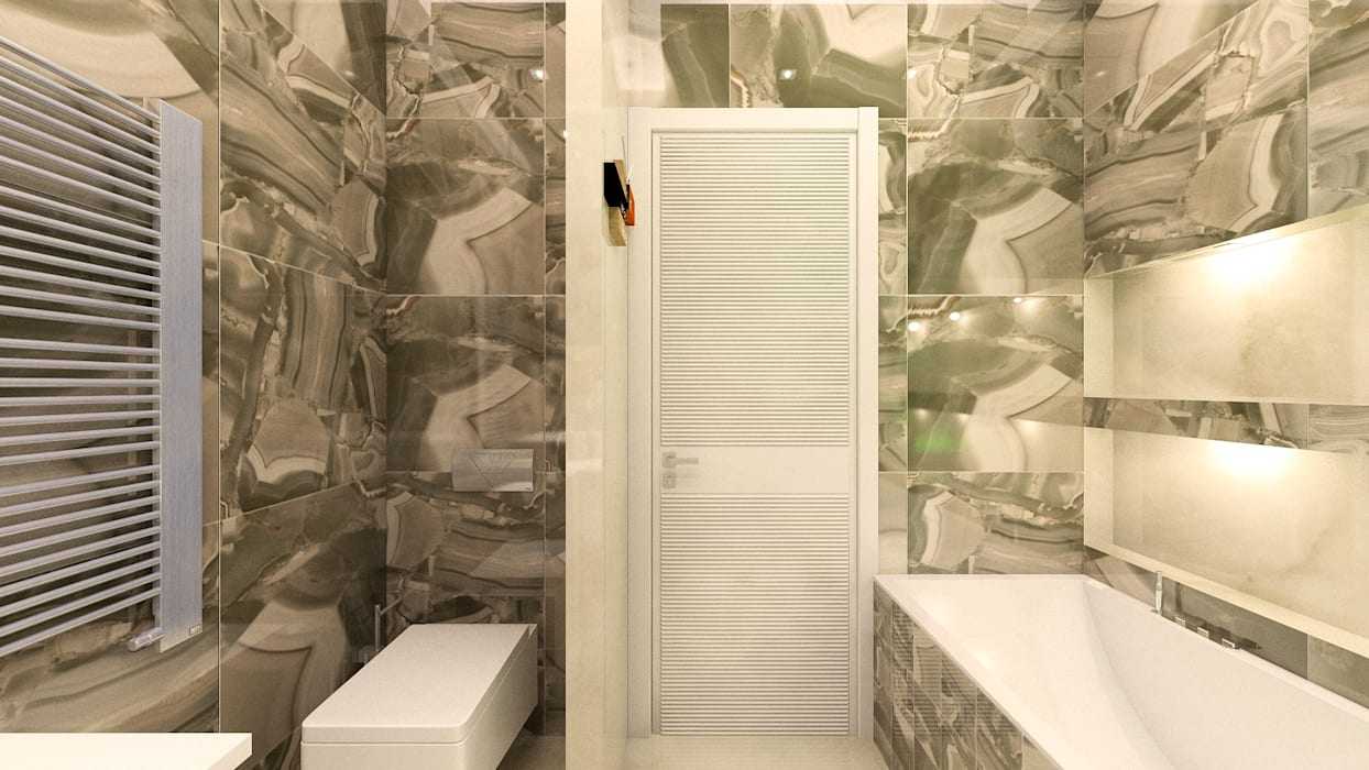 homify Minimalist style bathroom