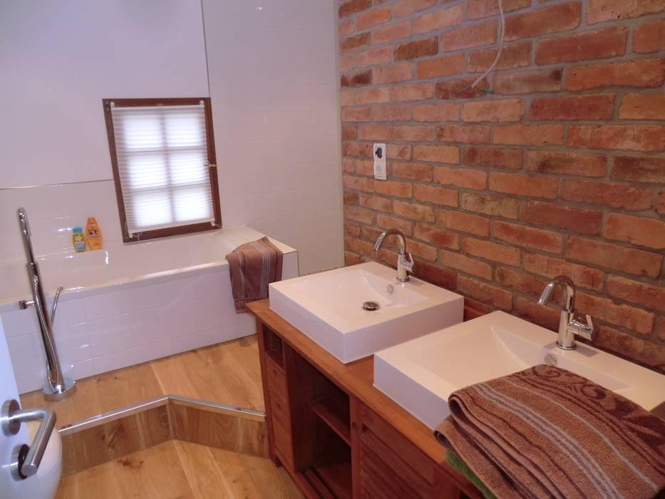 Antike baustoffe badezimmer von antik stein homify - Antike badezimmer ...