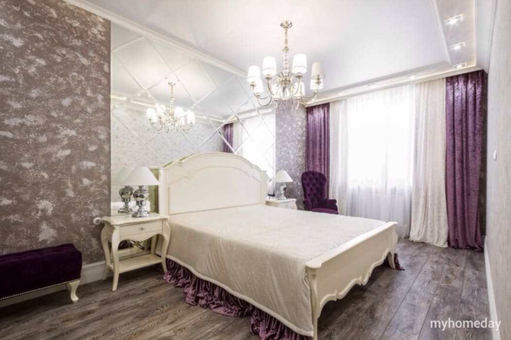 Bedroom by Dara Design, Classic