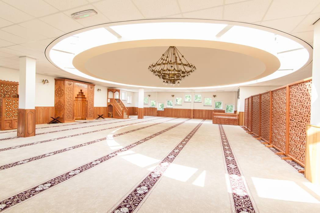 Exhibition centres by Arzu Senel Architecture, Mediterranean
