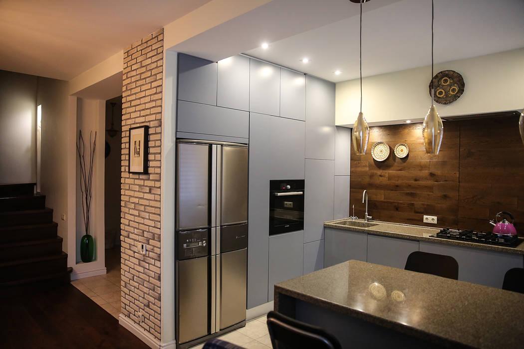 Kitchen by Designer Olga Aysina, Eclectic