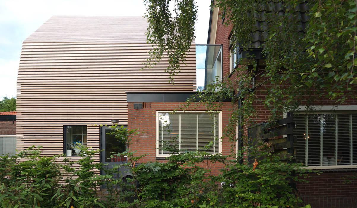 Raymond Horstman Architecten BNA Dormitorios infantiles de estilo moderno Madera Acabado en madera