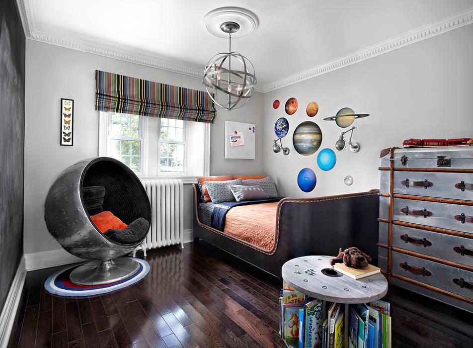 Dormitorios infantiles de estilo industrial de ANNA DUVAL Industrial