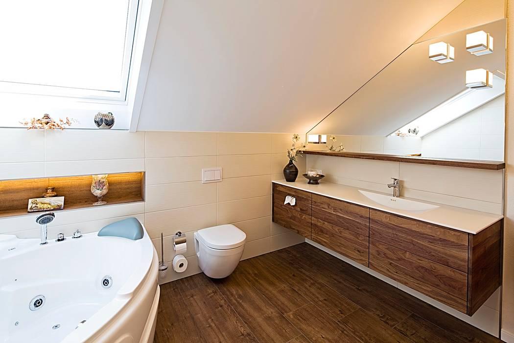 Bad nach dem ausbau: badezimmer von kiebitzberg® gruppe | homify