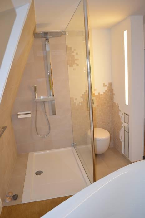 Beleuchtung wellnessbad moderne badezimmer von wohnideen ...