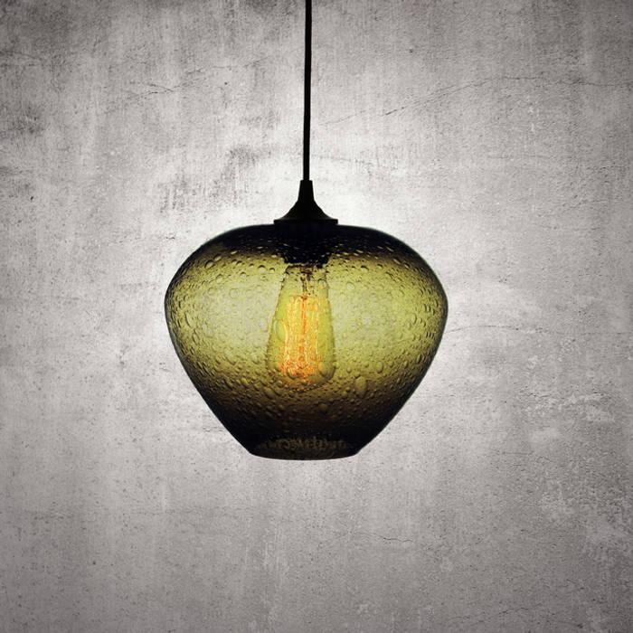 Rustica Oliva: Recámaras de estilo moderno por Luminosa ™