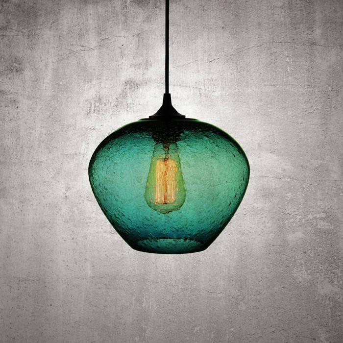 Rustica Turquesa: Cavas de estilo moderno por Luminosa ™