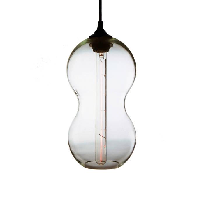 Cacahuate Transaprente  - fondo blanco: Estudios y oficinas de estilo  por Luminosa ™