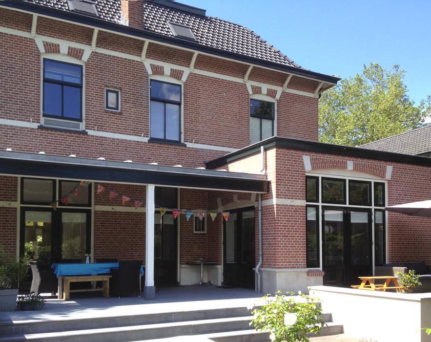 Raymond Horstman Architecten BNA Kitchen Red