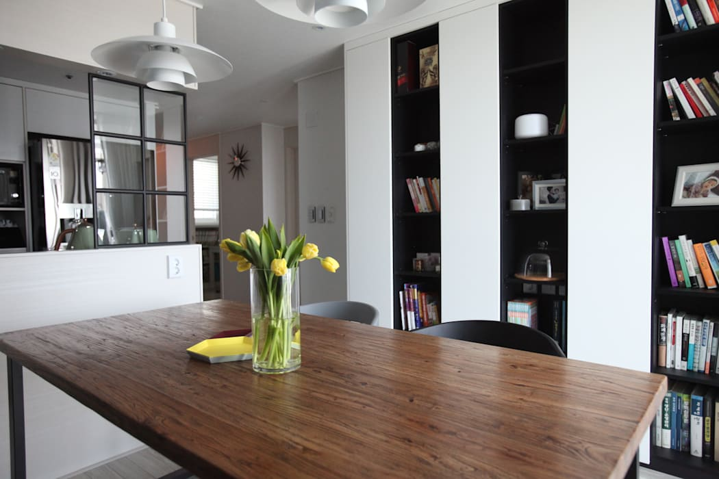 dall & style Modern Dining Room