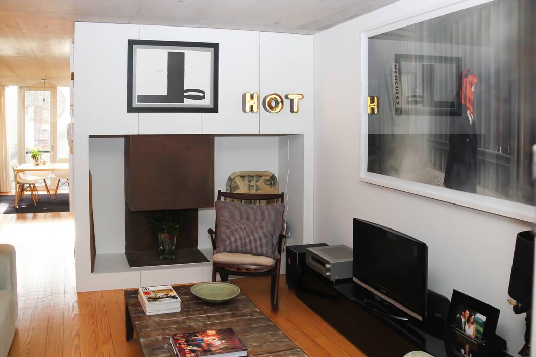 MOOPI - Arch + Interiors Salon moderne