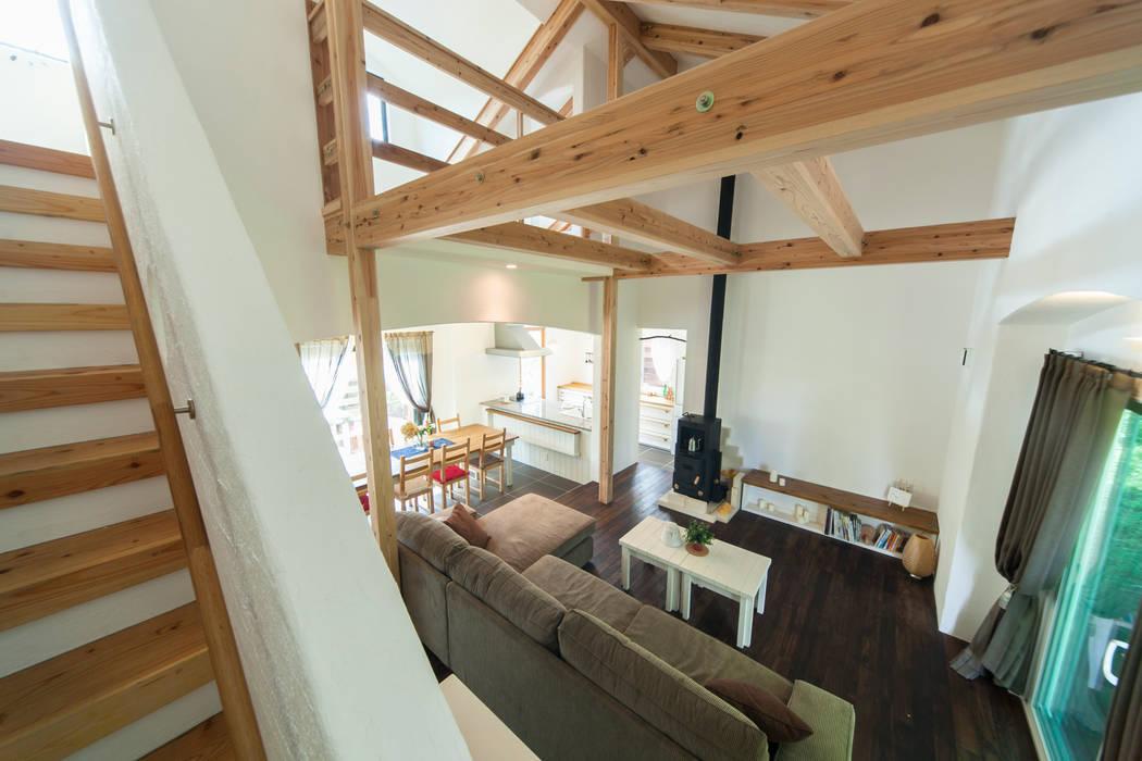 seed+ GUEST HOUSE (ゲストハウスとして使える、モデルハウス) の 拡運建設株式会社