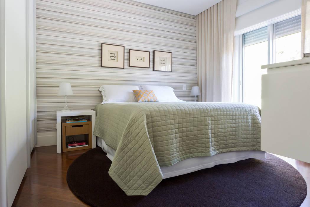 Modern Yatak Odası Danielle Tassi Arquitetura e Interiores Modern