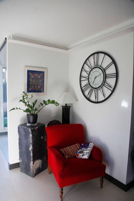 Zona de lectura: Salas de estilo moderno por JCandel