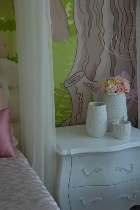 Dormitorios infantiles de estilo moderno de Detalhes & Design Moderno