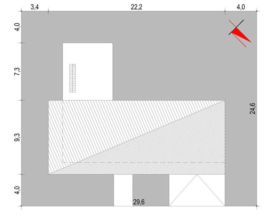 Projekty domów - House x07 Majchrzak Pracownia Projektowa