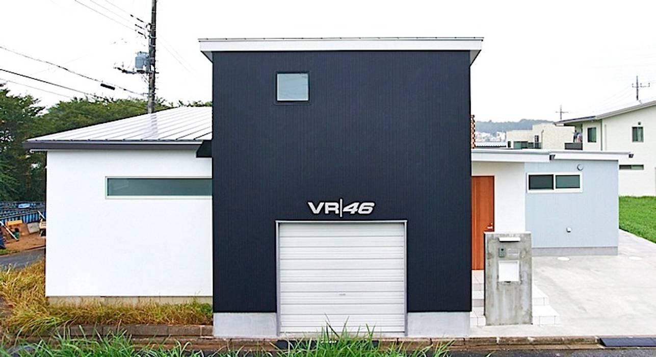 tai_tai STUDIO Modern houses