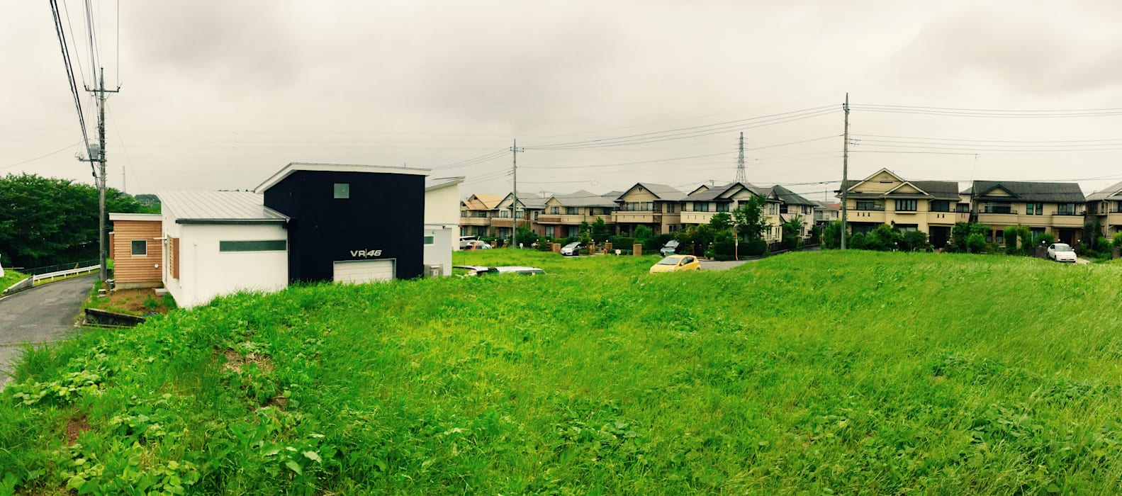 Modern Houses by tai_tai STUDIO Modern