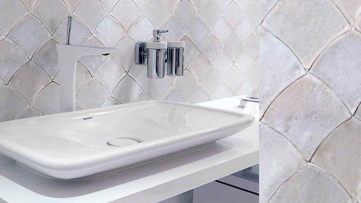 Zellige fliesen: badezimmer von mosaic del sur | homify