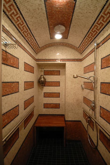 Modern bathroom by bilune studio Modern