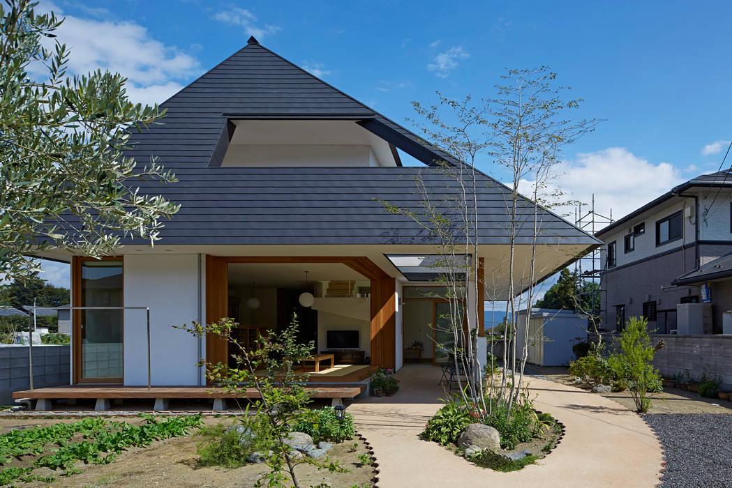 Casas de estilo  de arc-d