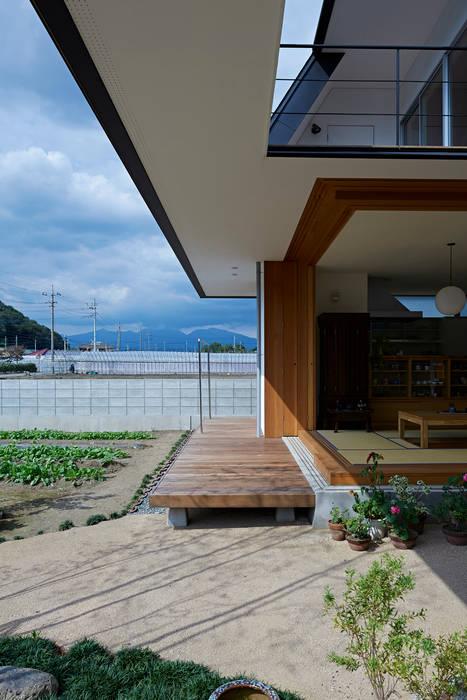岩宿の家 モダンな 家 の arc-d モダン