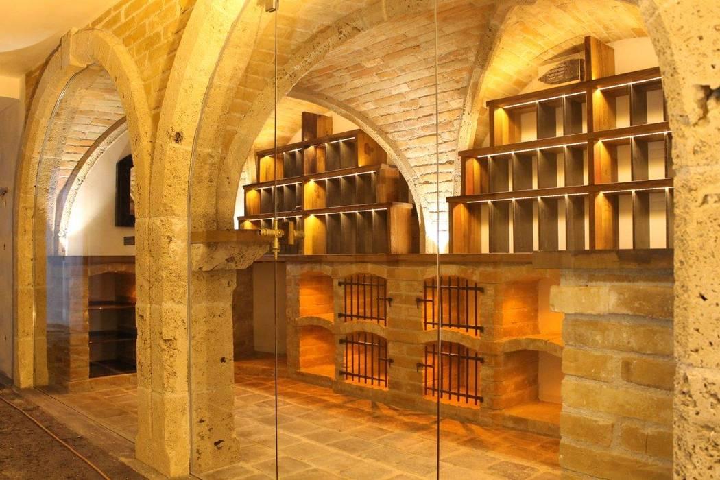 Weinkeller Moderne Weinkeller von Gröll Gewölbebau GmbH&CO.KG Modern
