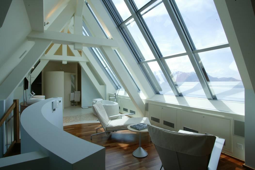 Maisonette: Salon de style de style Moderne par FiAri